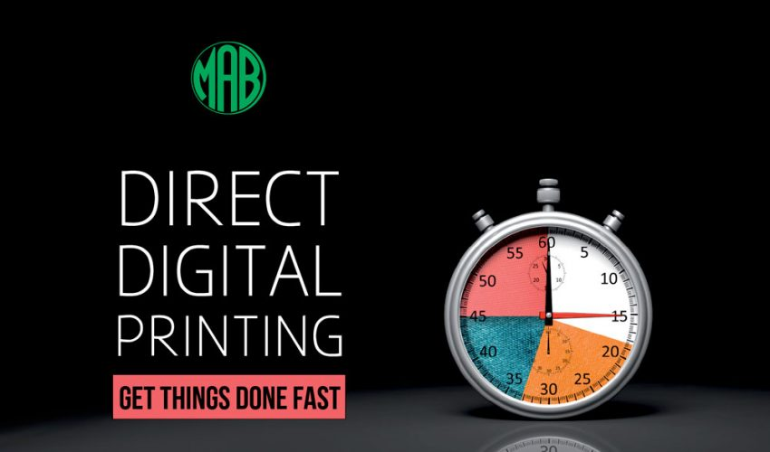 Direct Digital Priniting